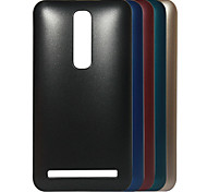 New Metallic Paint Coated Polycarbonate Case for Asus Zenfone2 (Assorted Colors)