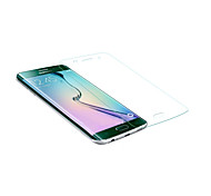 0.15mm Slim Toughened Glass Screen Saver  for Samsung  S6 Edge +