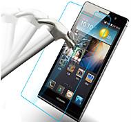 filme protetor de tela de vidro temperado para Huawei Ascend p6