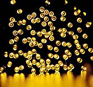 GMY Christmas String Light 100LED Solar Light Warm White/Cool White