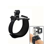 kingma® gopro Zubehör shell sj4000 Hand Armbands Armstütze Band wasserdicht für GoPro Hero 4 3 + 3 2 1
