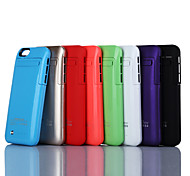 3500mAh External Portable Backup Battery Case for iPhone6S