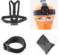 4-en-1 kit d'accessoires GoPro pour GoPro hero4 / 3 + / 3/2/1