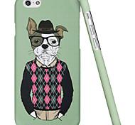 ESR® Illustrators Series Cute Cartoon Dog Doggie Hard Back Cover for iPhone 6 (Mr.Wow)