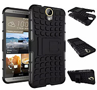 Dual Armor Hybrid TPU & PC Hard case Kickstand Heavy Duty Case cover For HTC ONE E9 Plus/Desire 826/Desire 826/526