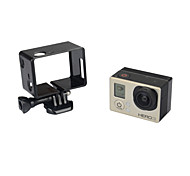 KingMa, BacPac Frame for Gopro Hero3, with Assorted Mounting Hardware