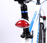 Caoku 4 Mode 80 Tail Lights Battery Cell Batteries Easy to Carry Cycling 200 As Picture