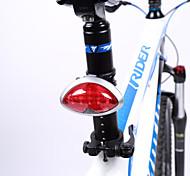 caoku 4-Modus 80 Rückleuchten Batteriezellen-Batterien einfach zu Fahrrad 200 als Bild führen