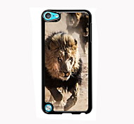 Running Lion Design Aluminum High Quality Case for iPod Touch 5