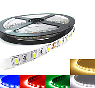 Ding Yao 5M 300LED 5730 SMD Warm White/White/Red/Blue/Green Cuttable Flexible LED Light Strips DC12V