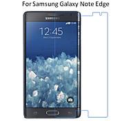 5PCS Ultra Thin HD Transparent Anti-Scratch Screen Protector Film For Samsung Galaxy Note Edge