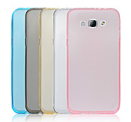 Angibabe Ultrathin TPU Phone Case For Samsung Galaxy A8 A8000 5.7 inch (Assorted Color)