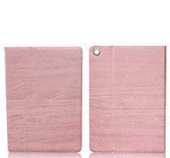 Wood Pattern Protective Case Cover with Stand for iPad 2/3/4(Assorted Colors)