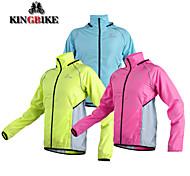 Tops ( Verde/Rojo/Azul ) - de Camping y senderismo/Fitness/Golf/Ciclismo/Campo Traviesa/Moto/Running -Transpirable/Resistente a los
