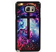 Voor Samsung Galaxy Note Patroon hoesje Achterkantje hoesje Cartoon PC Samsung Note 5 Edge / Note 5 / Note 4 / Note 3