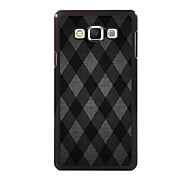 Lattice Design Aluminum High Quality Case for Samsung Galaxy A3/A5/A7/A8