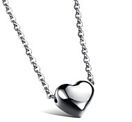 ailaicity®Ms Rose Gold Heart Necklace