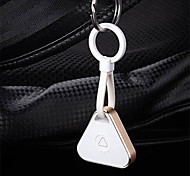 Ik ben hier bluetooth v4.0 smart tracker / herinnering / locator voor iPhone / tablet pc - wit