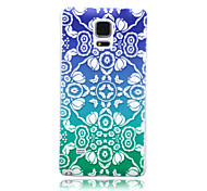 Pattern TPU Soft Back Case for Samsung Galaxy Note 5/Note 5 Edge/Note 3/Note 4
