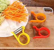 Set of 3 Mini Fruit Peeler Vegetable Cutter Slicer (Random Color)