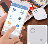 DM WFD015 Wi-Fi Wireless Expansion Phone U Disk for iOS / Android - White (32GB)