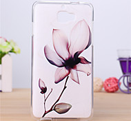 Flower Pattern TPU Soft Case for Coolpad F1 8297