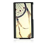 Dreamcatcher Leather Vein Pattern Hard Case for iPod Nano 7