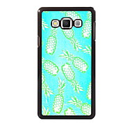 Pineapple Design Aluminum High Quality Case for Samsung Galaxy A3/A5/A7/A8