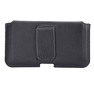 4.7 Inch Outdoors Men's PU Leather Cards Belt Pouch for Iphone 6