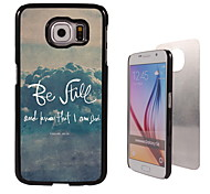 Be Free Design Aluminum High Quality Case for Samsung Galaxy S6