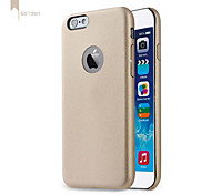Super Thin Soft Luxury PU Leather Phone Back Cover for iphone 6
