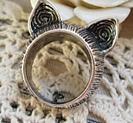 New Arrival Fashional Retro Cat Ring