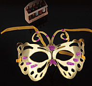 Halloween Masquerade Mask Plating Bee Mask