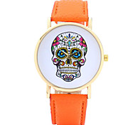 Wen And Women Fashion Skull Punk Style Wrist Watch Cool Watch Unique Watch