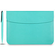 Capshi Notebook Protective Sleeve  Leather Interior Package  for  Macbook Air11