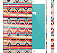 ESR® Illustrators Series Aztez Tribal Colour Stripes Hard Back Case for iPhone 6 (Aztez Tribal)