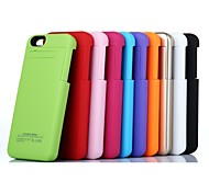 3200mAh External Portable Backup Battery Case for iPhone6S(Assorted Colors)