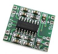 pam8403 Ultra-Miniatur-Digitalverstärker Bord Klasse 2 * 3w d 2,5 ~ 5V Netzteil Stromversorgung über USB werden