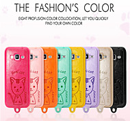 Leiers Dimicat case pu leather and tpu following whole package case for Samsung Galaxy Core PrimeG360/G3608