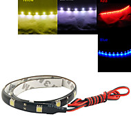 Ding Yao 0.3M 12LED White/Red/Blue/Yellow Flexible LED Light Strips DC12 V