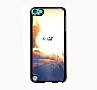 Be Still Design Aluminum High Quality Case for iPod Touch 5