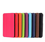 Solid Colors Luxury PU Leather Custer Flip Full Body Stand Case for Galaxy Tab S2 9.7 (Assorted Colors)
