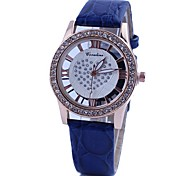 Rhinestone pierced fashion women's watches Cool Watches Unique Watches