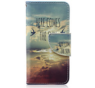 Asuka Pattern PU Leather Full Body Case for iTouch 5