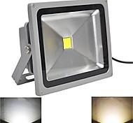 10W Focos de LED 1 LED de Alta Potência 1000 lm Branco Quente / Branco Frio Impermeável AC 85-265 V 1 pç