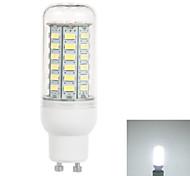 GU10 5W 700lm 6500K 56-SMD 5730 LED Cold White Light Corn Lamp (220V~240V)
