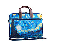 17.3 Inch Canvas Canvas Handbag Computer Case for All Notebook