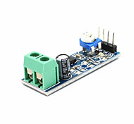 LM386 Chip 20 Gain Audio Amplifier Module – Blue