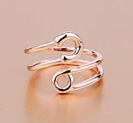 Creative new pin ring
