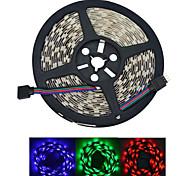 JIAWEN® 5 M 300 5050 SMD RGB Cortable / Conectable 60 W Tiras LED Flexibles DC12 V